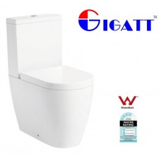 New Luxury Back To Wall Toilet Suite